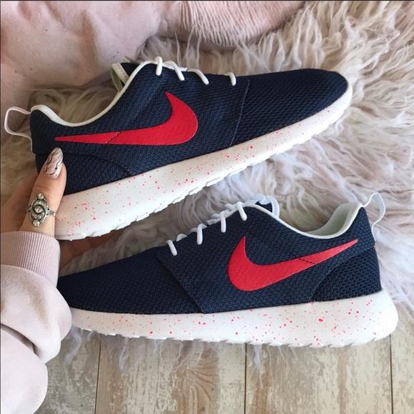 official photos 026ae f0639 Nike Shoes  Nwt Id Custom Roshe One Oreo  Poshmark